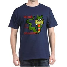 Year of the Dragon Cartoon T-Shirt
