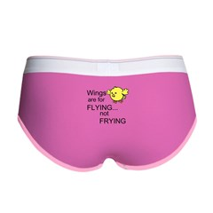 Wings are for Flying Women's Boy Brief