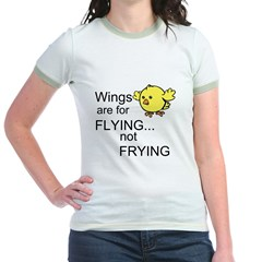 Wings are for Flying T