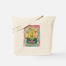 Namaste Dog Yoga Tote Bag