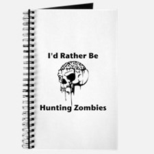 Hunting Zombies Journal