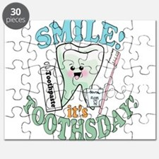 Smile It's Toothsday! Puzzle