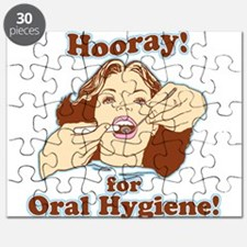 Hooray For Oral Hygiene Puzzle