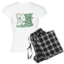 Funny Dental Hygiene Pajamas