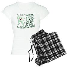 Encourage Dental Hygiene Pajamas