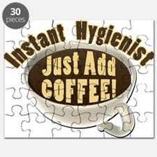 Instant Hygienist Add Coffee Puzzle