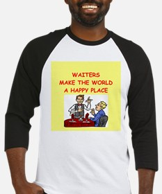 happy waiters Baseball Jersey