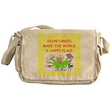 sexretaries Messenger Bag