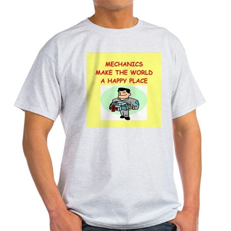 mechanics Light T-Shirt