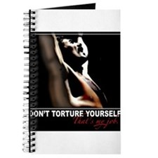 Don't Torture Yourself Journal
