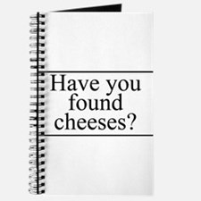 Found Cheeses Journal