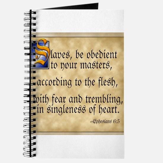 Ephesians Journal