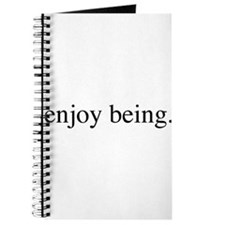 Enjoy Being Journal
