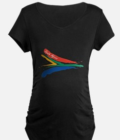 South African flag designs T-Shirt