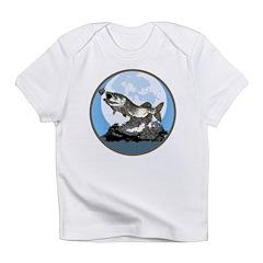Musky moon light Infant T-Shirt