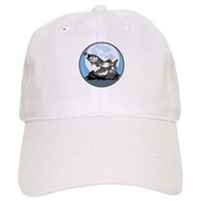 Musky moon light Baseball Cap