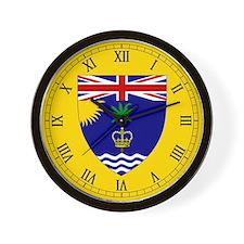 Cute Chagos Wall Clock