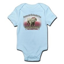 Humans Are The Superior Race Infant Bodysuit