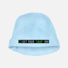 Happy to Do It - baby hat