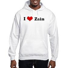 I Love Zain Hoodie