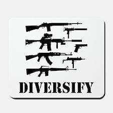 Diversify Mousepad