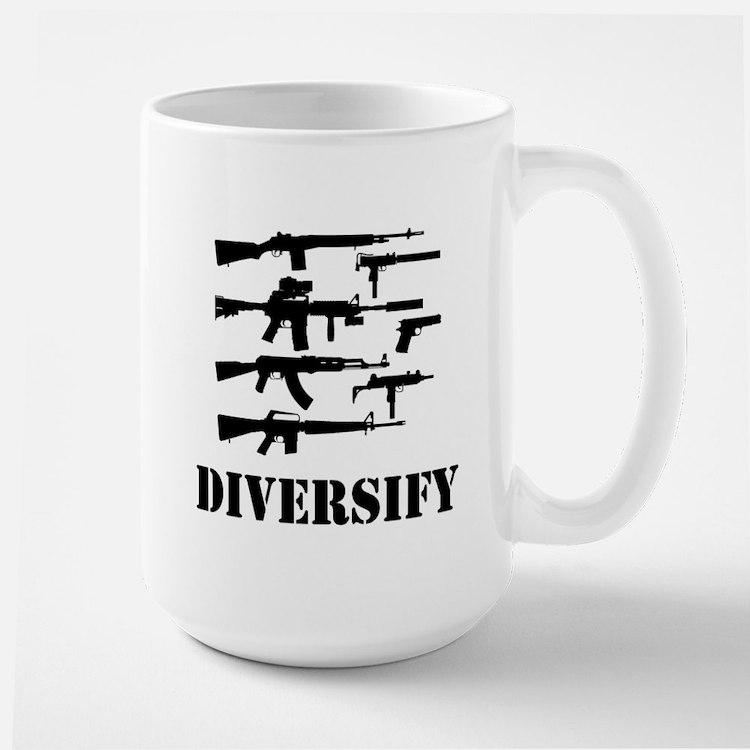 Diversify Mug