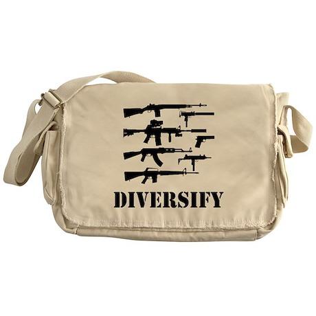 Diversify Messenger Bag