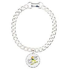 Holiday Hope Sarcoma Bracelet