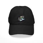 Holiday Hope Prostate Cancer Black Cap