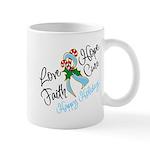 Holiday Hope Prostate Cancer Mug