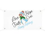 Holiday Hope Prostate Cancer Banner