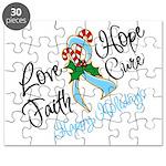 Holiday Hope Prostate Cancer Puzzle