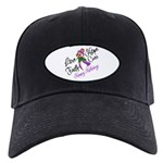Holiday Hope Pancreatic Cancer Black Cap