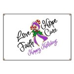 Holiday Hope Pancreatic Cancer Banner