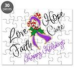 Holiday Hope Pancreatic Cancer Puzzle