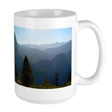 Yosemite, Glacier Point view - Mug