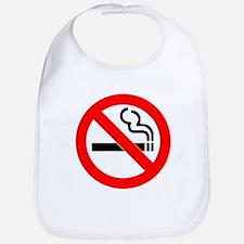 No Smoking Bib