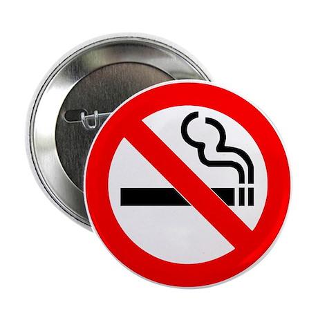 "No Smoking 2.25"" Button (100 pack)"