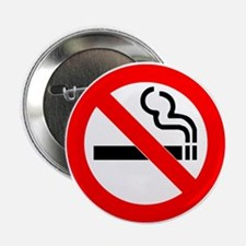 "No Smoking 2.25"" Button (100 pack)"