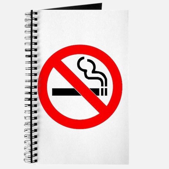 No Smoking Journal