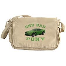 Cute Horse power Messenger Bag