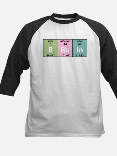 Chemistry Bruin Kids Baseball Jersey