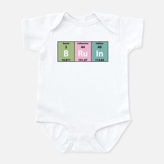 Chemistry Bruin Infant Creeper