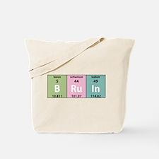 Chemistry Bruin Tote Bag