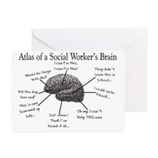Atlas of a Social Worker's Brains Cards
