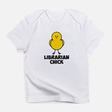 Librarian Chick Infant T-Shirt