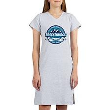 Breckenridge Ice Women's Nightshirt