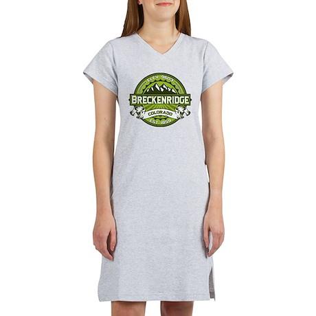 Breckenridge Green Women's Nightshirt
