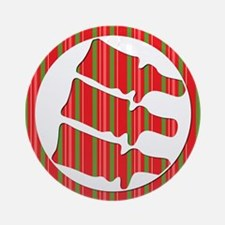 Spine Logo Christmas Ornament (Round)
