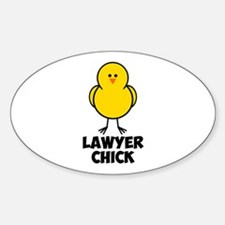Lawyer Chick Bumper Stickers